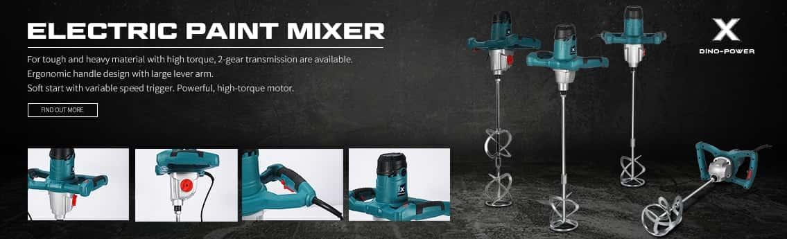 herramienta de mezclador de pintura