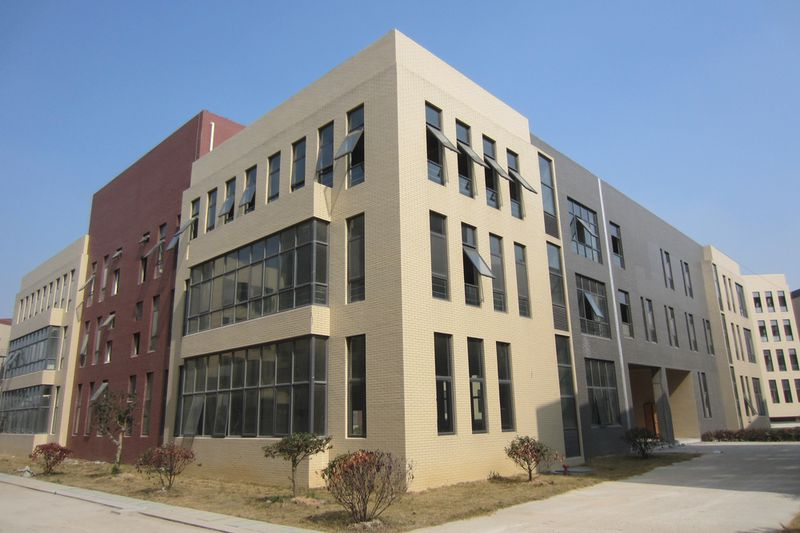 ny bygning