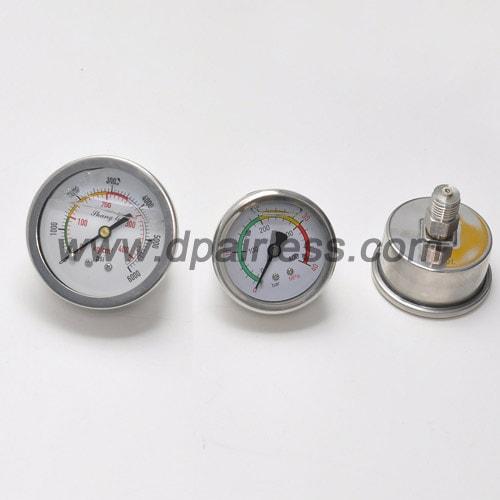 DP637PG pressure gage 400bar