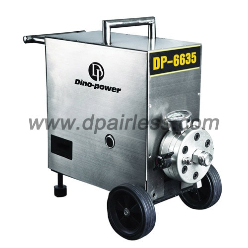 DP-6635 Electric airless paint sprayer (3.5L, 2000W)