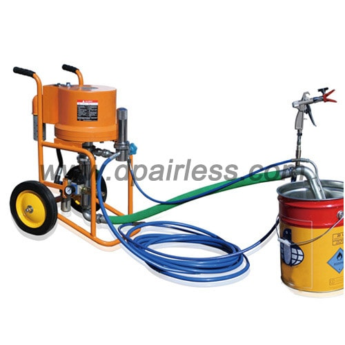 DP-6C/9C Pneumatic airless sprayer (65:1 33:1)