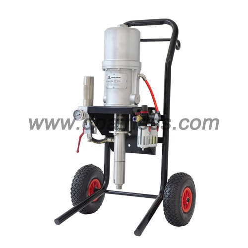 K451 pneumatic airless sprayer ( professional, 45:1, 4.5L/min)