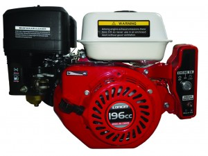 Loncin engine is available