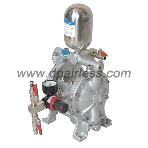 DP-K18 A15 Air pneumatic double-membrane pump