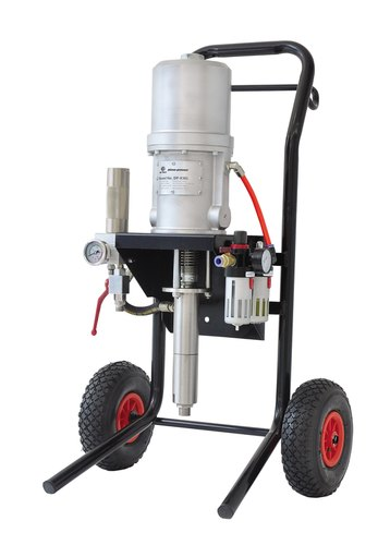 required compressor for K301 pneumatic airless sprayer