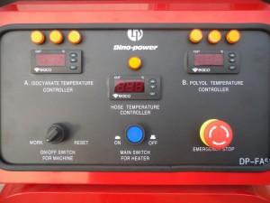 control board for the FA50 polyurethane spraying machine