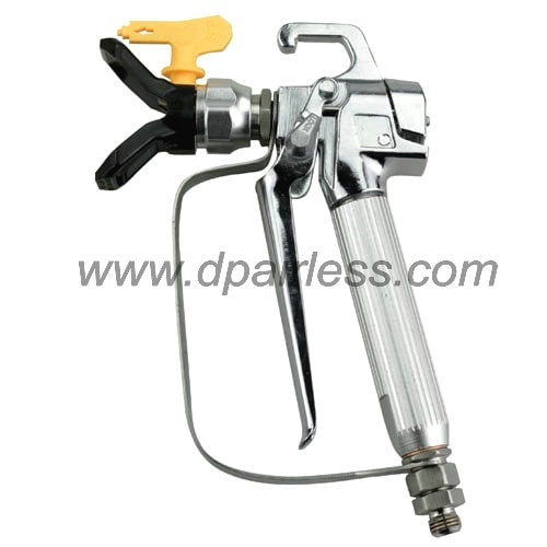 DP-6371 Airless spray gun with tip & tip guard