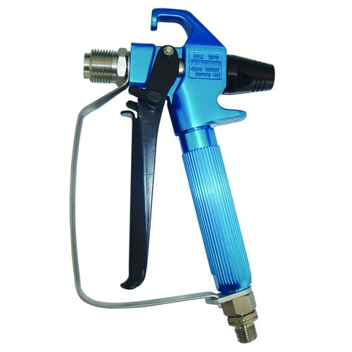 DP-6374 500bar high pressure airless spray gun for pneumatic airless sprayers