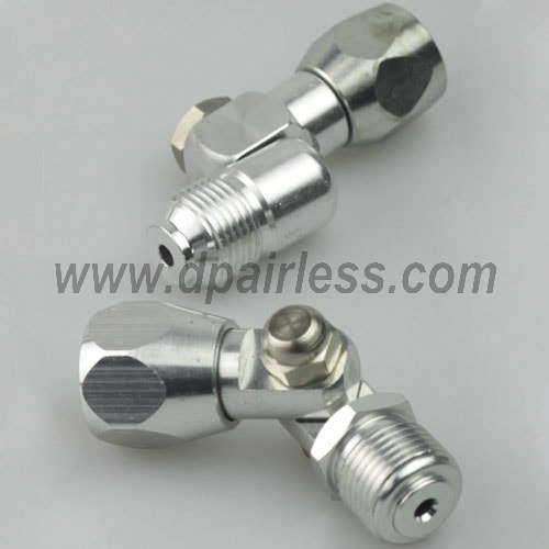 DP-637SPN Swivel free connector for Graco titan wagner airlessco spray gun