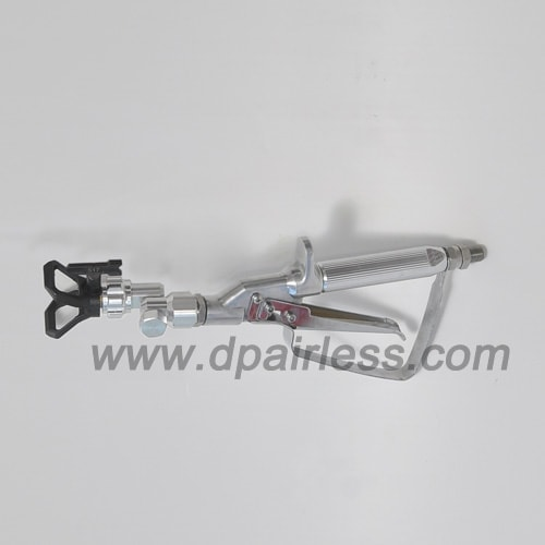 DP6375 Straight handle airless spray gun in Inline type
