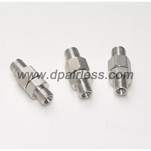 Connector for hose / spray gun / pump