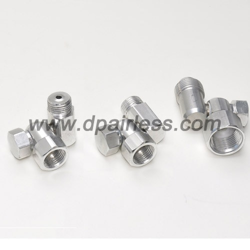 DP637SP-swivel free connector for extension pole