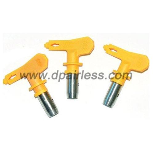 DP-637TT reversible airless tips for latex paint / acrylic / enamel spraying