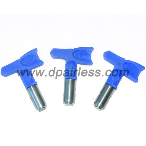 DP-637TX Reversible airless tips/RAC X type