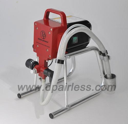 manual for DP-6388B small airless sprayer