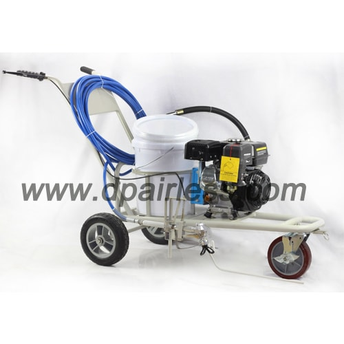DP-6800 road line marking painting machine (Diaphragm pump, 4HP 4.5L)