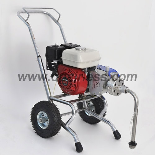 DP6845 Engine powered airless sprayer outdoor