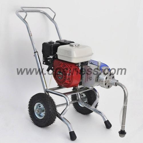 DP6845 Gas Engine powered airless sprayer outdoor