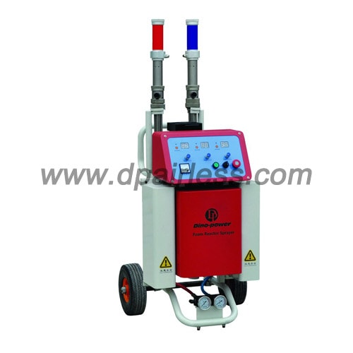 DP-FA20 Polyurethane Foam Injector Reacting System