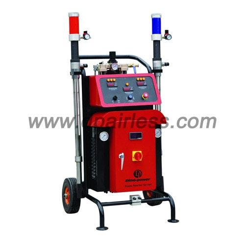 FA50 polyurethane sprayer two components
