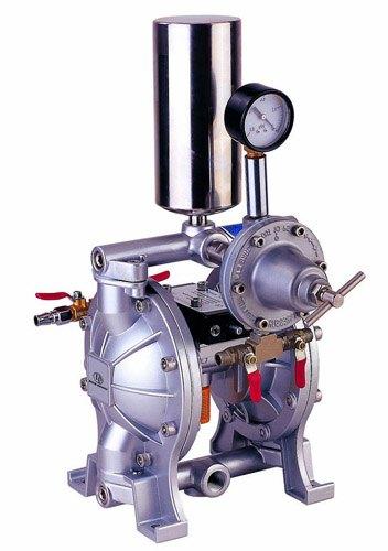 K40B 2-diaphragm pump with fluid regulator