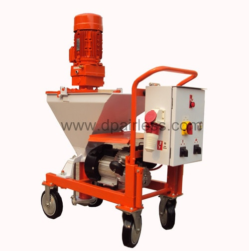 DP-N2 Cement mortar sprayer (without mixing function)