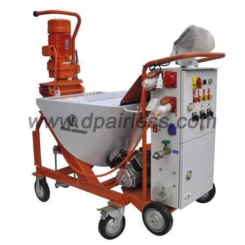 N5 cement mortar spraying exterior building equipment