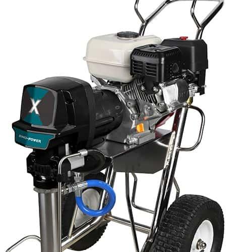 Airless sprayers - Gas powered