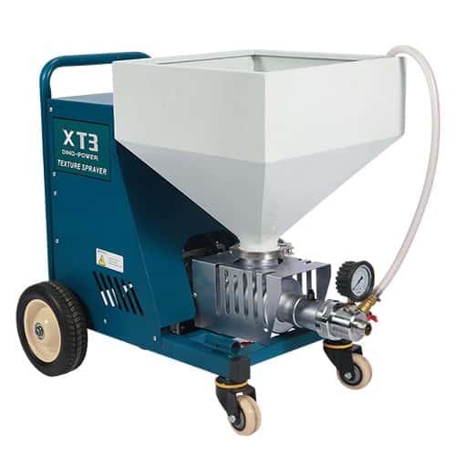 Putty / plaster / cement spray equipment
