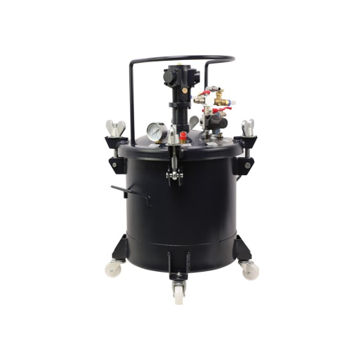 DINO-POWER PRESSURE TANKS, PAINT TANKS, 20L With air agitator