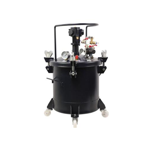 DINO-POWER PRESSURE TANKS, PAINT TANKS, 20L With air agitator