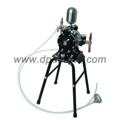 DP-K25 Double-membrane pump for fine finish spraying
