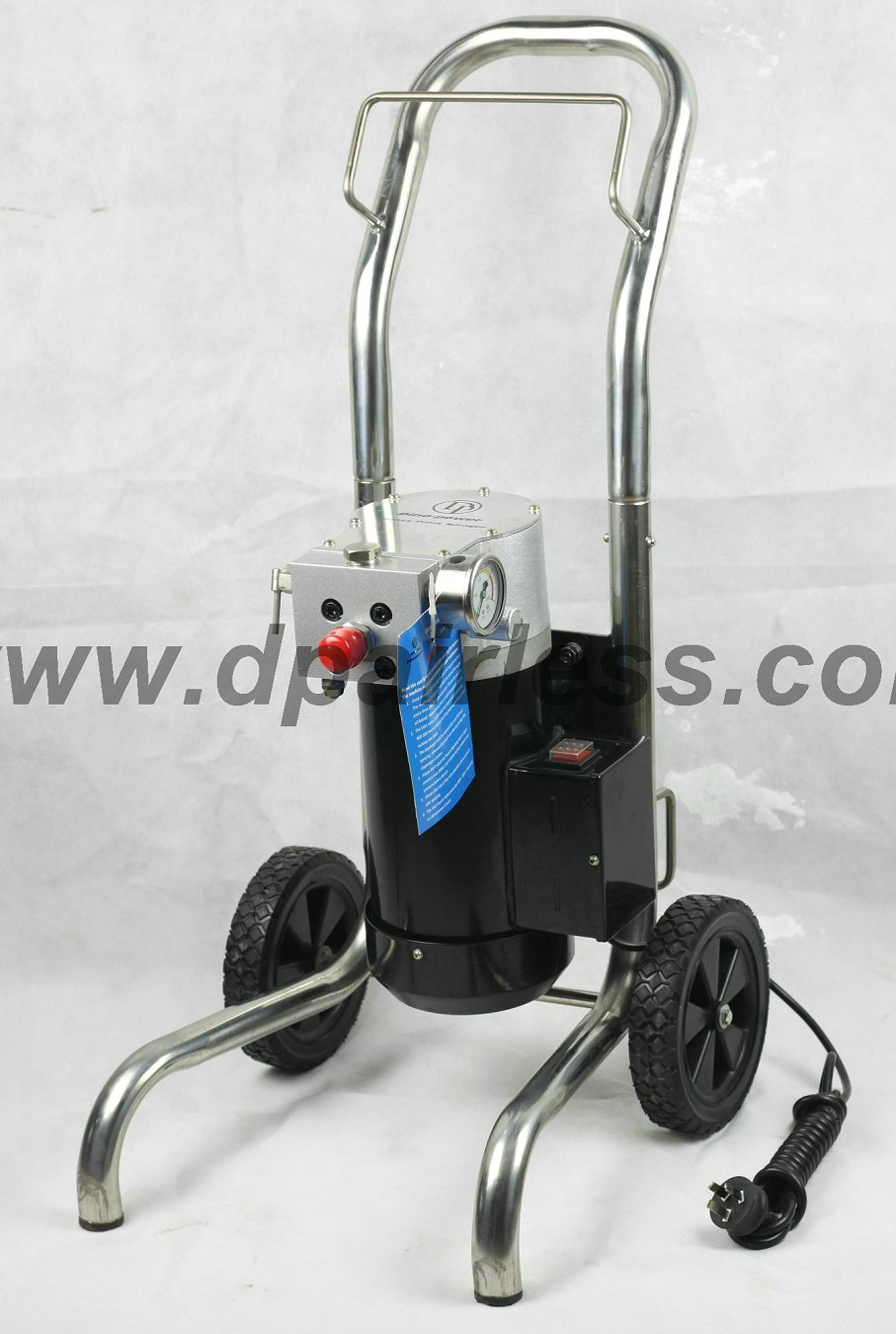 Electric Diaphragm Pump Airless Painting Sprayers Dp
