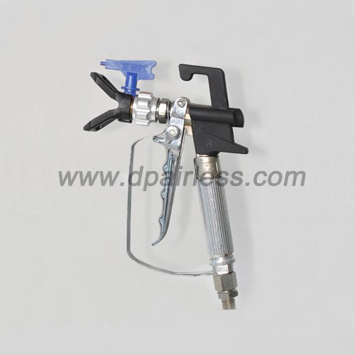 DP-6373 Airless spray gun 270bar zinc-alloyed body