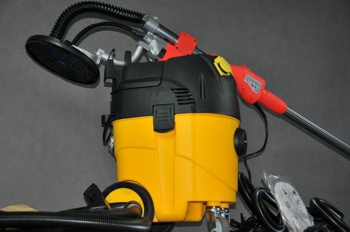 Drywall Vac Sander : Drywall sanders tools lightweight sander