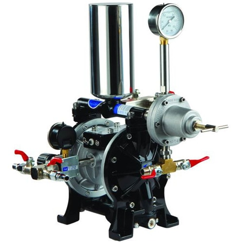 DP-K56 double diaphragm pump 56L/min big output capacity