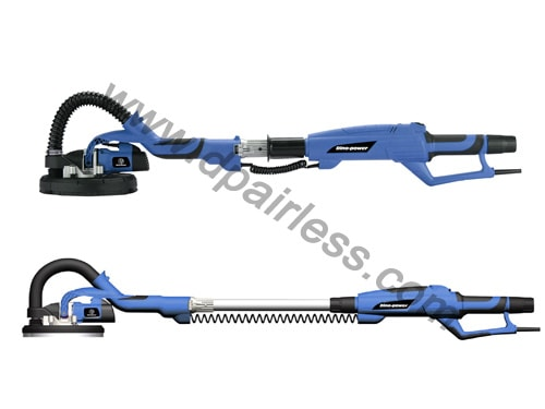 DP-900B long handle electric drywall polisher foldable