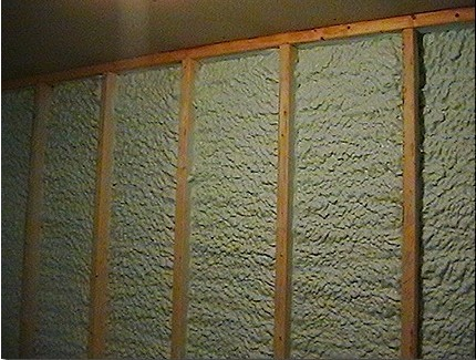 Image Result For Spray On Insulation Cost