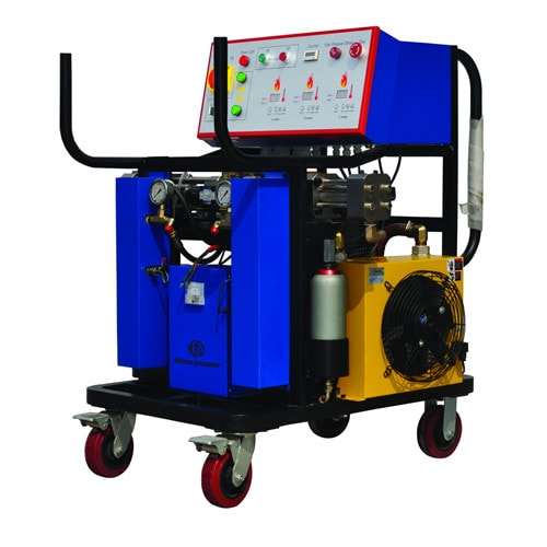 DP-HXP20 hydraulisk sprøjtemaskinsystem til polyurinstof eller polyurethan