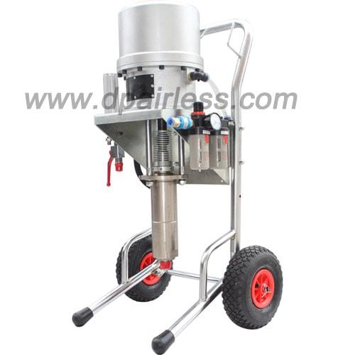 pneumatic airless pump piston pump stainless steel pump