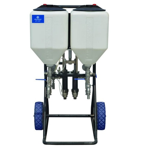 DP-A8P Two component spray system (without heater)