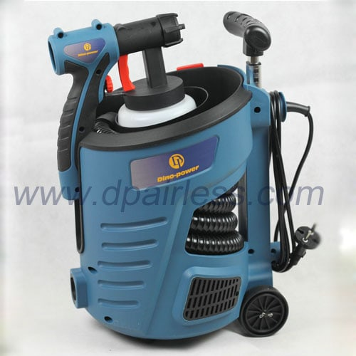 DP-008 hot dip / plastic dip paint sprayer