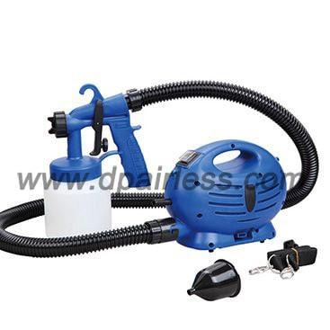 Electric HVLP spray guns