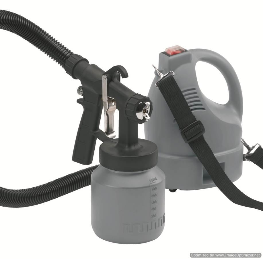 kits de pistolets de peinture hvlp électriques