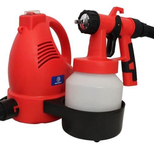 DP-001 Electric HVLP Paint Spray Gun Kit