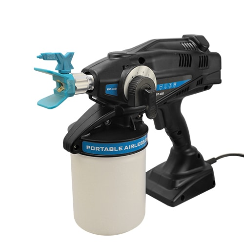 EC02-portable airless paint sprayer
