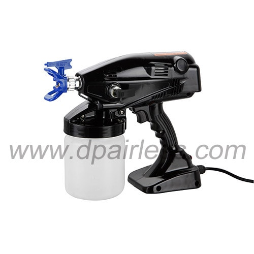 2000psi electric handheld airless sprayer with 1L tank