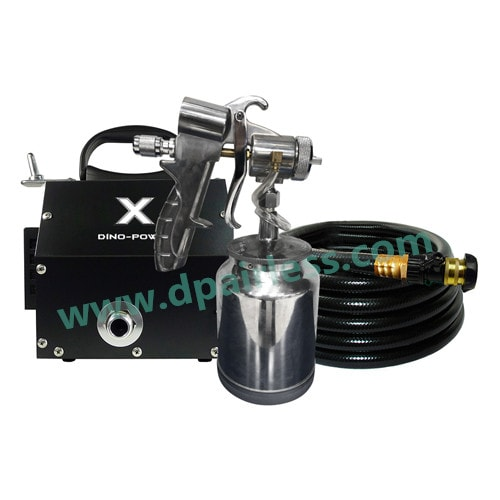 what's hvlp turbine paint sprayer