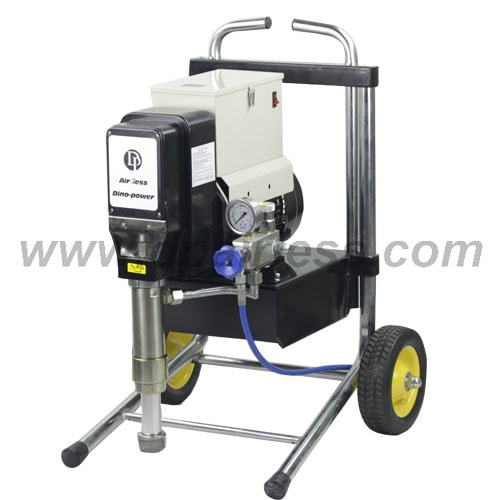 DP-6880 Heavy Duty Airless Paint Sprayer for Spraying Putty Plaster Lime-based and gypsum