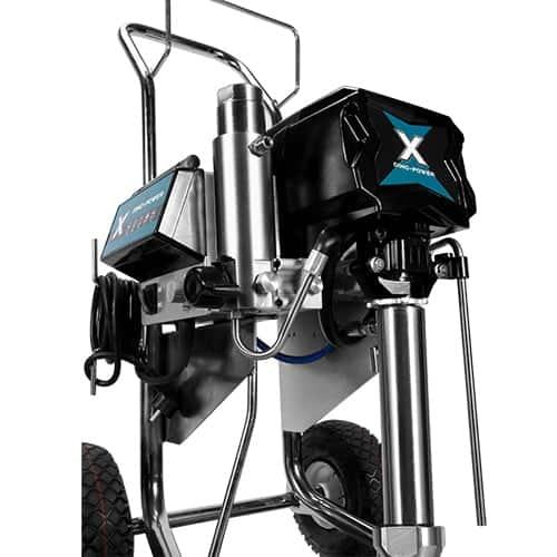 Airless paint sprayer, Dino-power airless sprayer